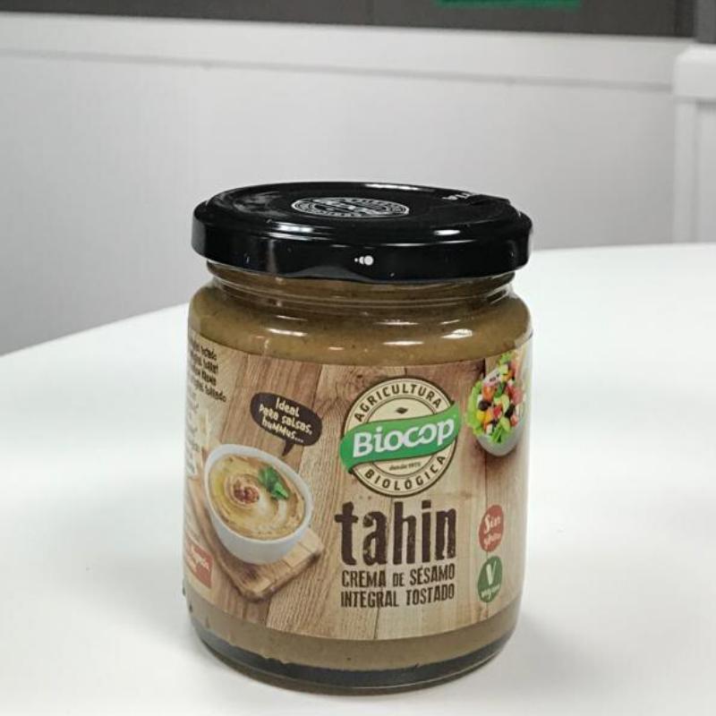 Tahín, la crema misteriosamente buena y saludable