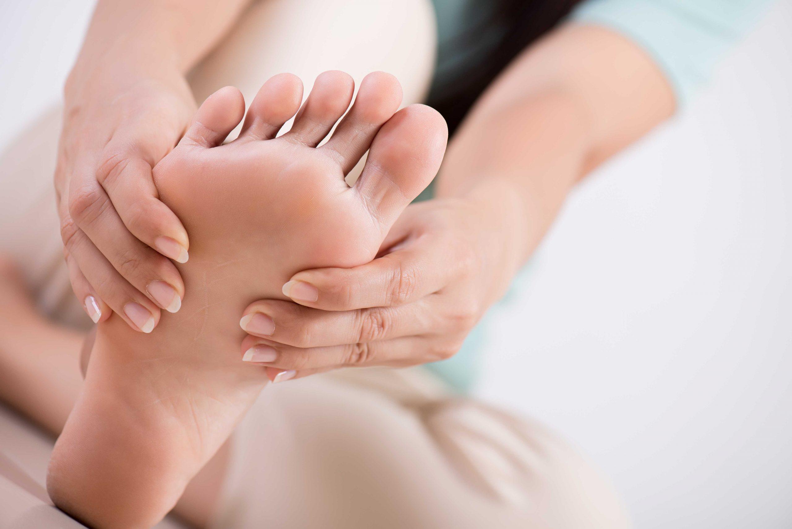 Consejos para mantener tus pies cuidados y saludables